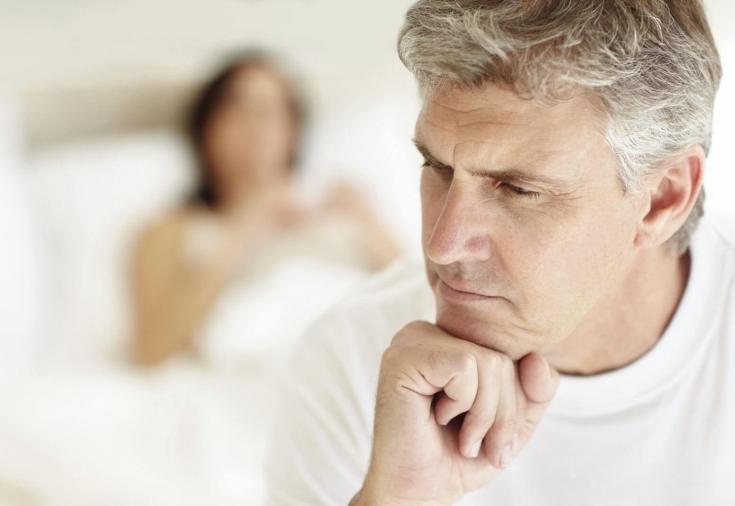 La impotencia no es una parte inevitable del envejecimiento